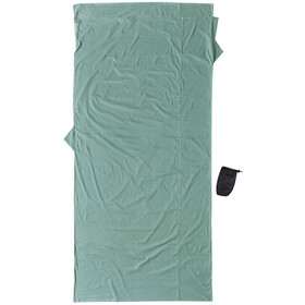 Cocoon TravelSheet cotton, cactus blue